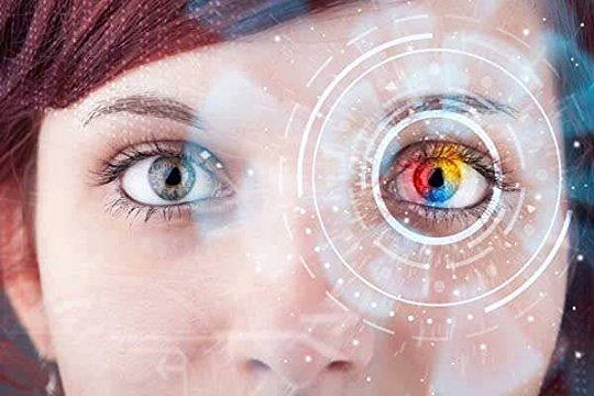عدسة الواقع الافتراضي VR